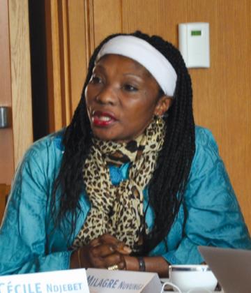 Cécile Ndjebet