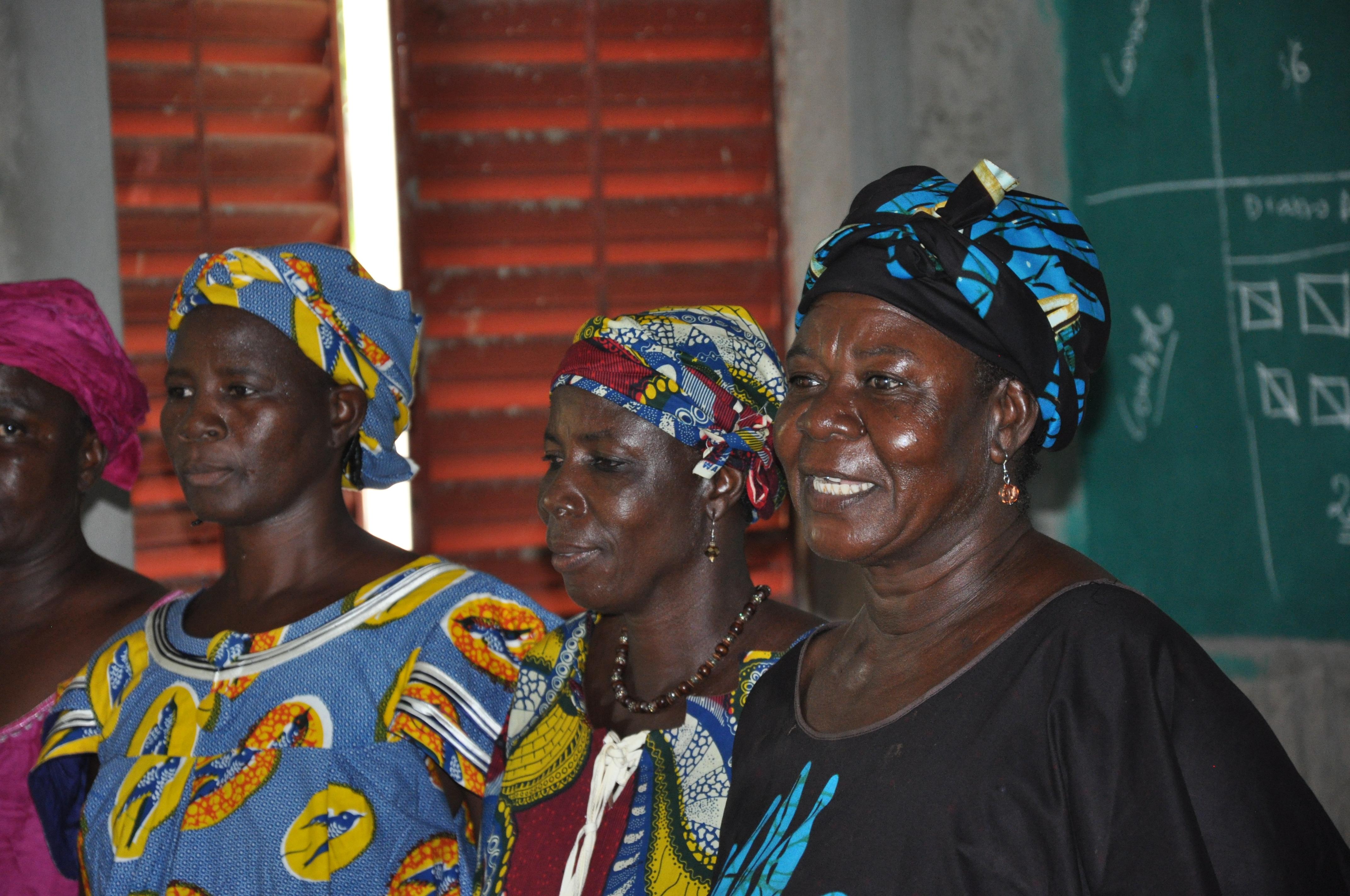 Field Dialogue on ILCF in Burkina Faso