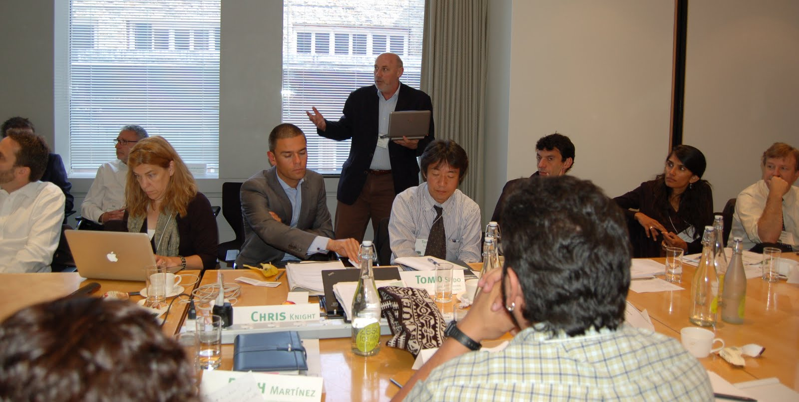 Investors Dialogue on ILCF
