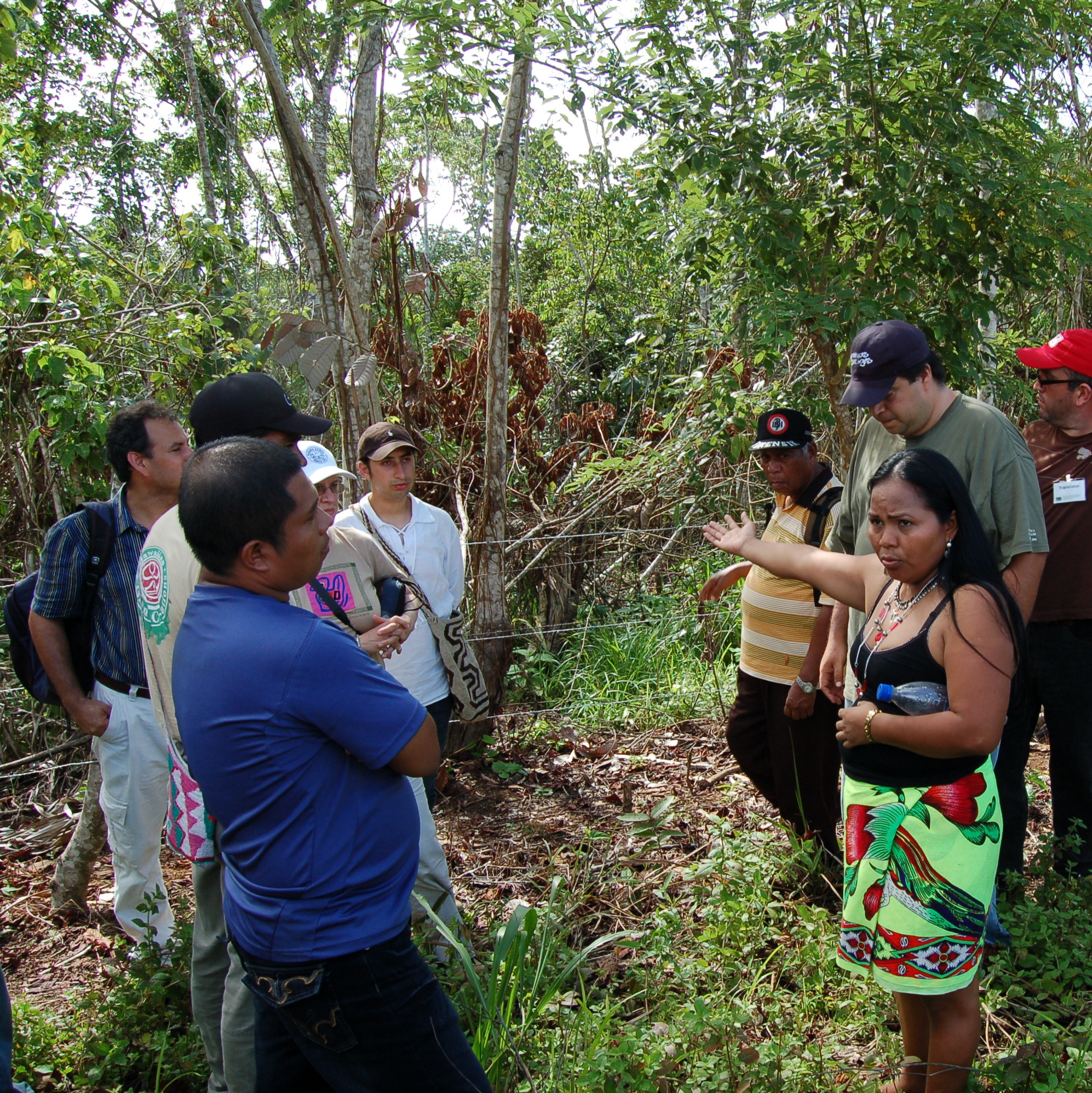 Field Dialogue on ILCF in Panama