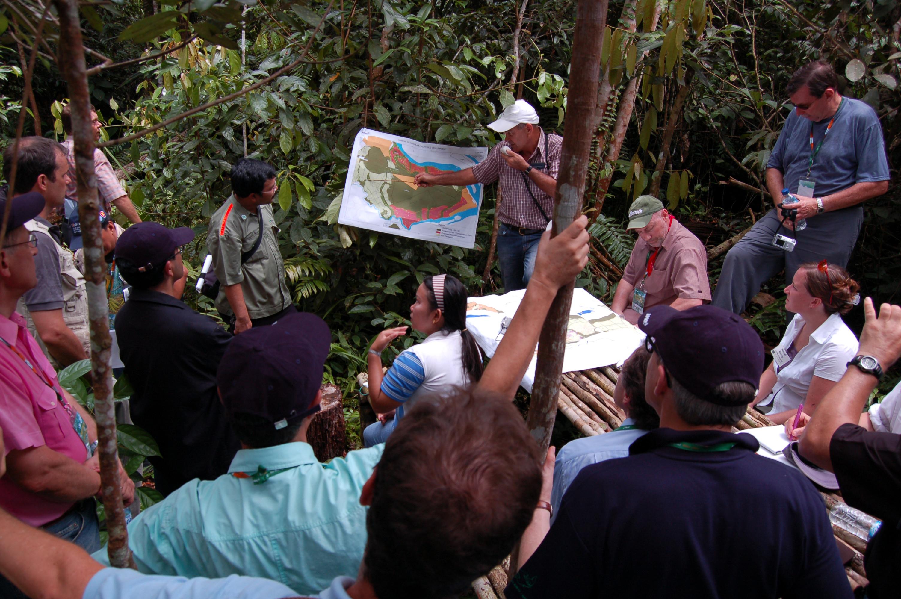 IMPF Pekanbaru IMPF field visit
