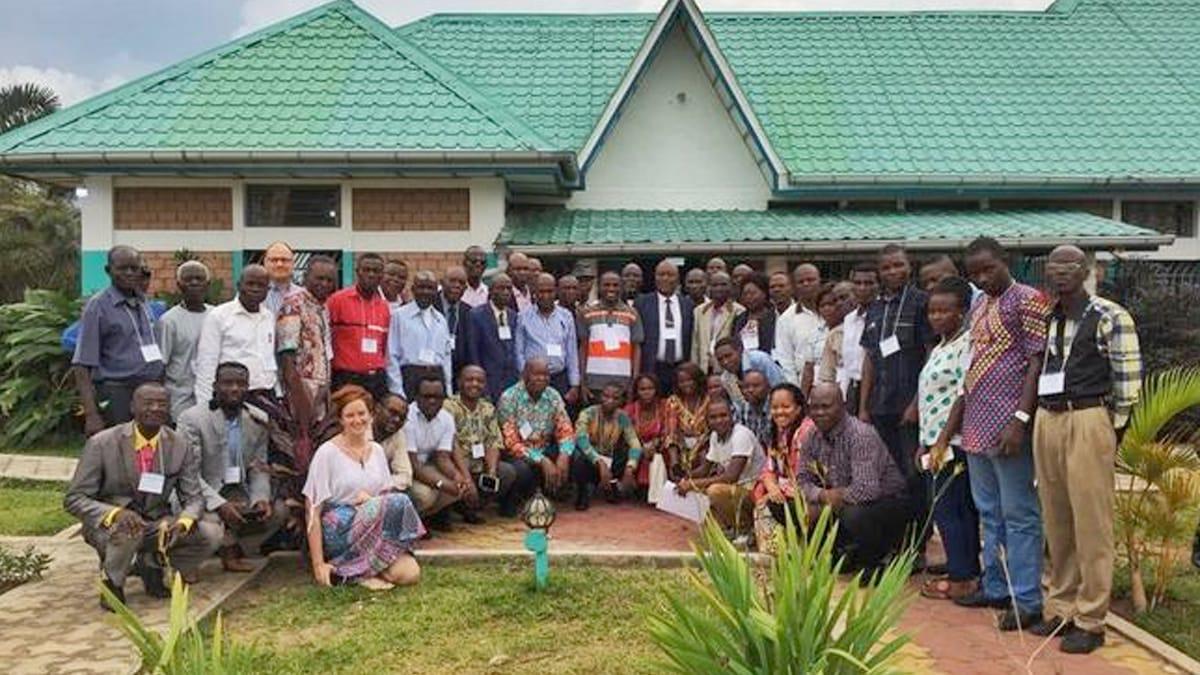 Mangai Landscape Land Use Dialogue