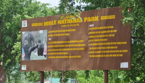 Mole Ecological Landscape LUD