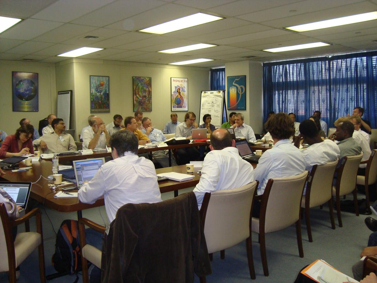 Dialogue on REDD Finance Mechanism breakout group