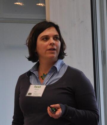 Sarah Price (Executive Team)