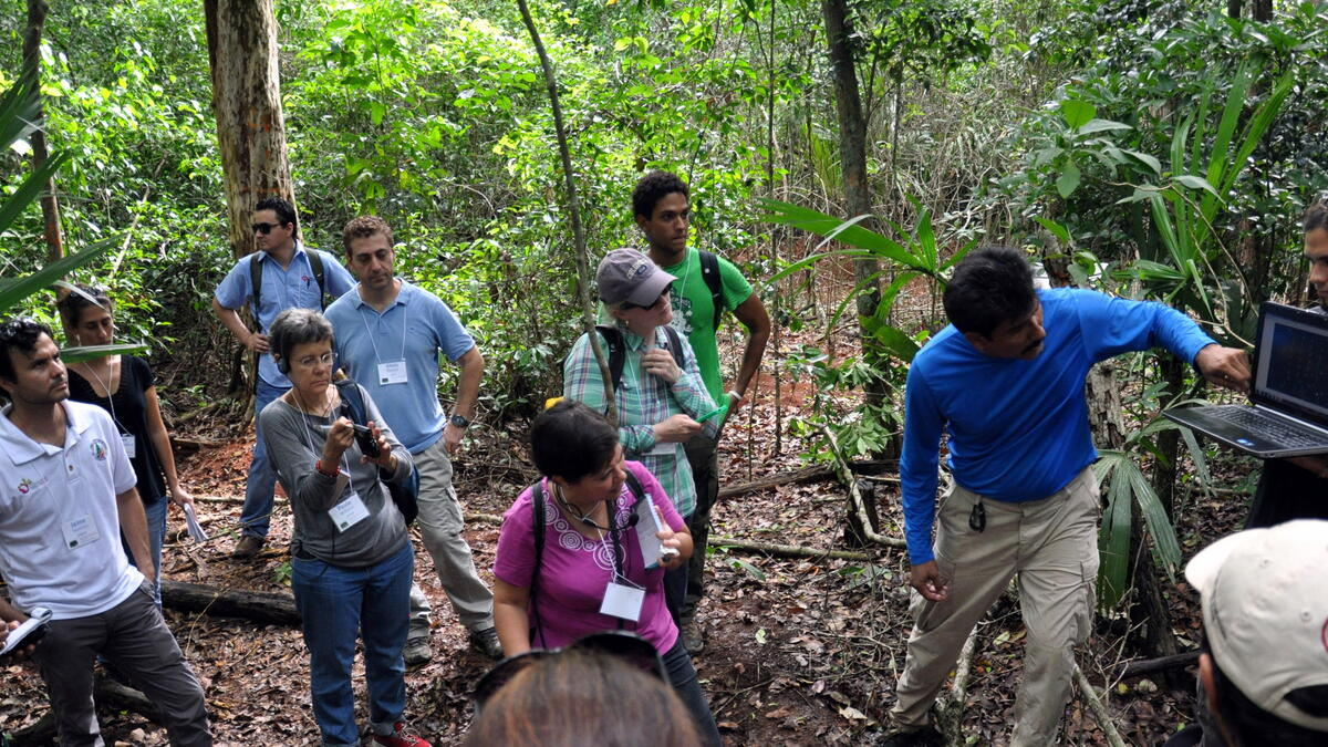 Field Dialogue on REDD+ Benefit Sharing in Mexico