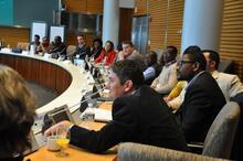 REDD+ Dialogue Participants in Washington D.C.