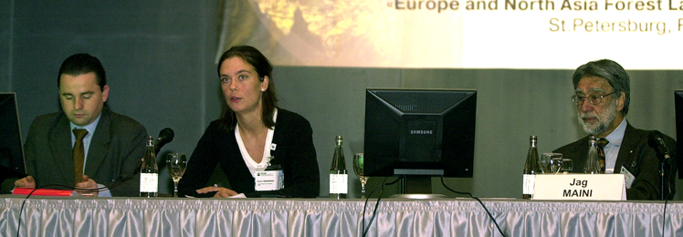 TFD's ENA FLEG Joint Civil Society and Forest Industry Preparatory Dialogue